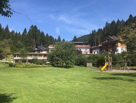 Dellach, Oostenrijk: Hotelanlage