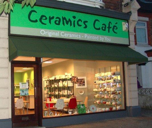 Ceramics Cafe - Dover