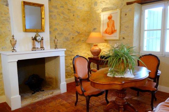 Les chambres de la villasse vaison la romaine france for Chambres d hotes vaison la romaine avec piscine