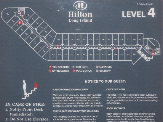 Melville, NY: Diagrama dos quartos