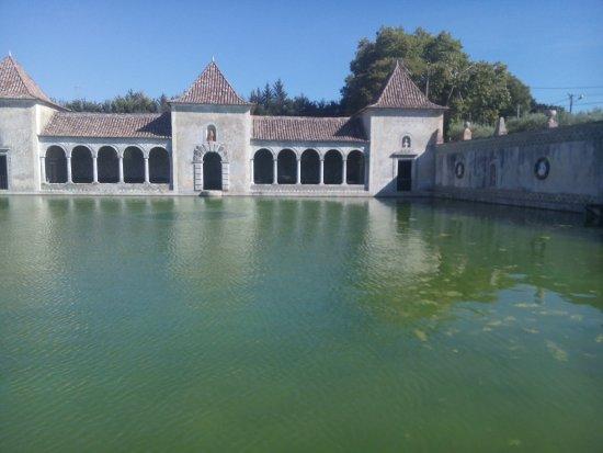 Vila Nogueira de Azeitao, Португалия: Palácio!!!