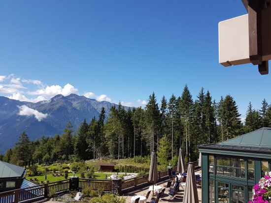 Interalpen-Hotel Tyrol: 20170813_105640_large.jpg