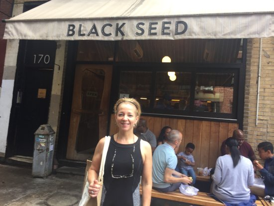 Photo of Black Seed Bagel in New York, NY, US