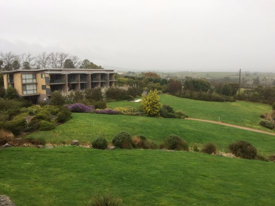 Yarra Glen, Australia: view from room