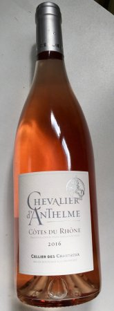 Saint-Gervais-les-Bains, France : La cuvée rosé…
