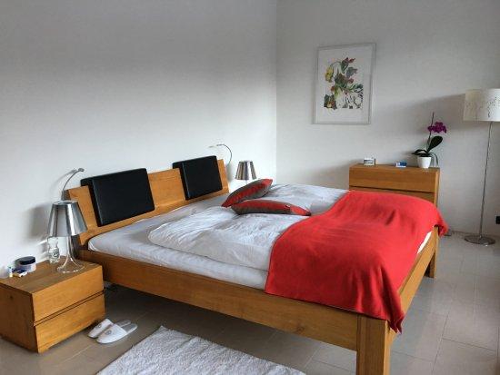 Hotel Saratz: bedroom punt ota 6