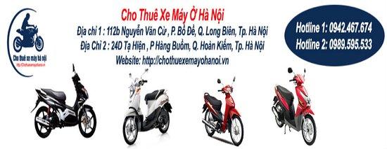 Motorbike rental Van Chinh
