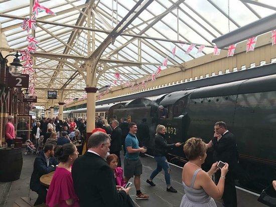 Ramsbottom, UK: East Lancashire Railway