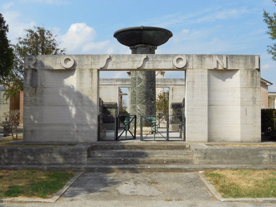 tomba Rossoni, Tresigallo