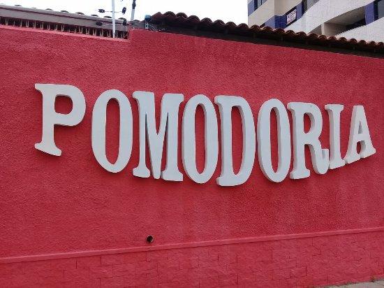 Pomodoria: Logomarca.