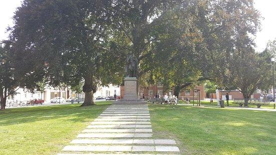 Winckelmann Denkmal