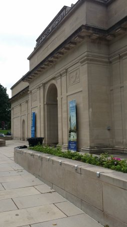 The Heckscher Museum of Art: a ne0-classical gem in the suburbs