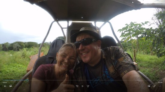 Muri, جزر كوك: You WILL get dirty Raro Buggy tours