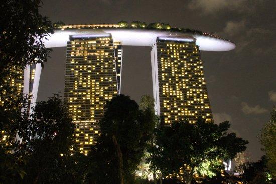 Marina Bay Sands: Marina Bay hotel
