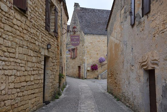 Beynac-et-Cazenac, ฝรั่งเศส: Château de Beynac