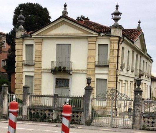 Mira, Italy: Villa Bon, Varisco, Tessier