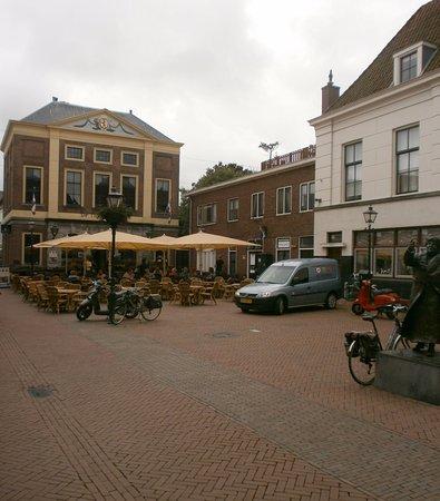 Brielle, The Netherlands: Fijne ligging