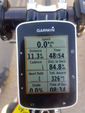 Revolution Bikes : Climbing out of Puerto del Carmen is not fast!