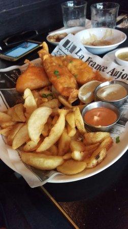 A very good fish restaurant
