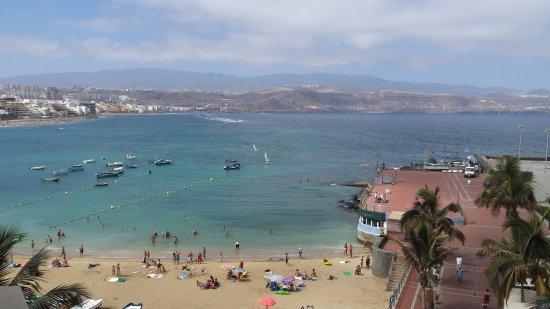 Playa de Las Canteras: 20170818_120006_large.jpg