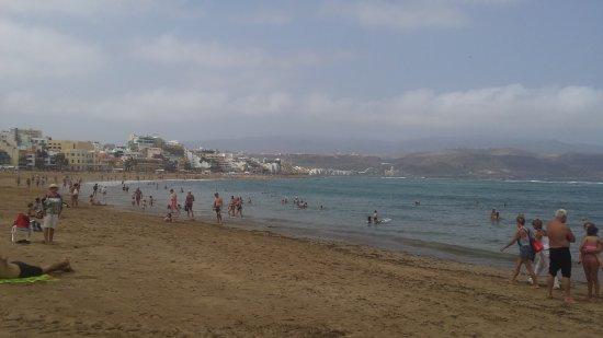 Playa de Las Canteras: 20170810_113440_large.jpg