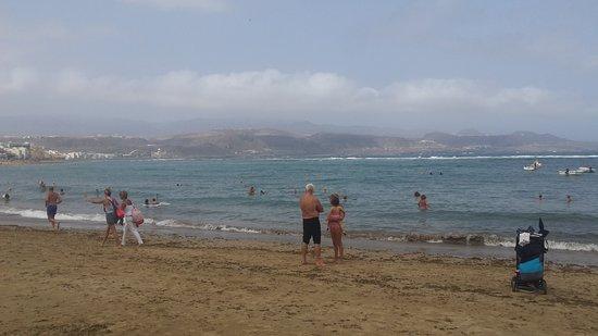 Playa de Las Canteras: 20170810_113444_large.jpg