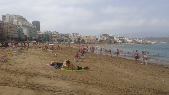 Playa de Las Canteras: 20170810_113449_large.jpg