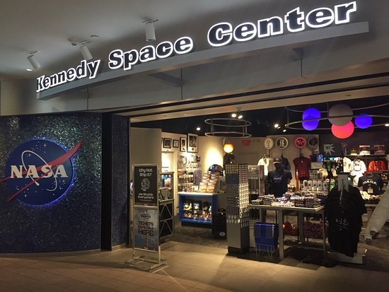 Kennedy Space Center Shop