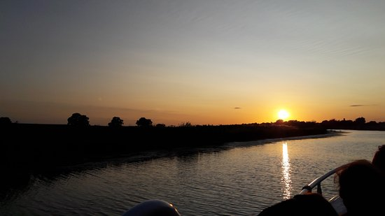 Newenden, UK: Sunset