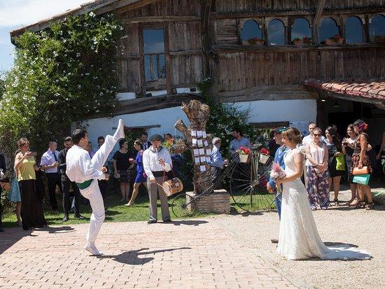 Loiu, สเปน: dantzaris