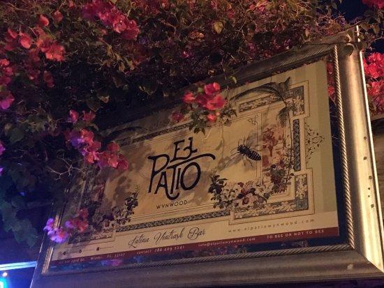 El Patio Wynwood Miami Menu Prices Restaurant Reviews