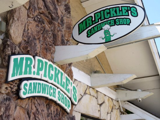 Mr Pickle's Sandwich Shop in Los Gatos, CA (18/Aug/17).
