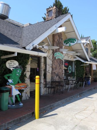 Mr Pickle's Sandwich Shop - Los Gatos, CA (18/Aug/17).
