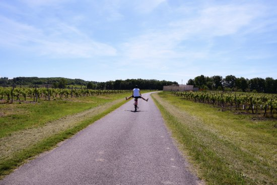 Eymet, Frankrig: A fun and carefree way to explore the countryside!