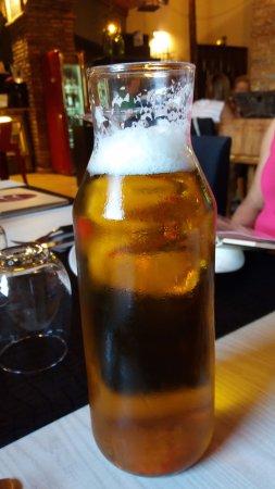 Carinena, Spain: Jarra de cerveza