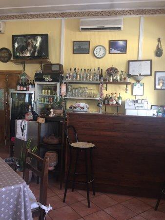 Casteggio, Italy: Interno del locale