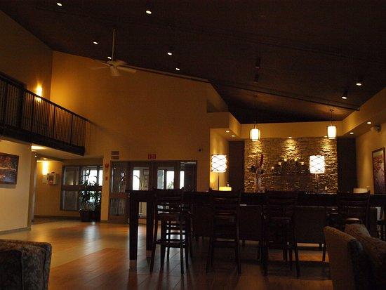 Pembroke, Canadá: Hall d'accueil