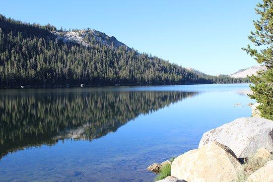 Lee Vining, Kalifornien: Tioga Lake