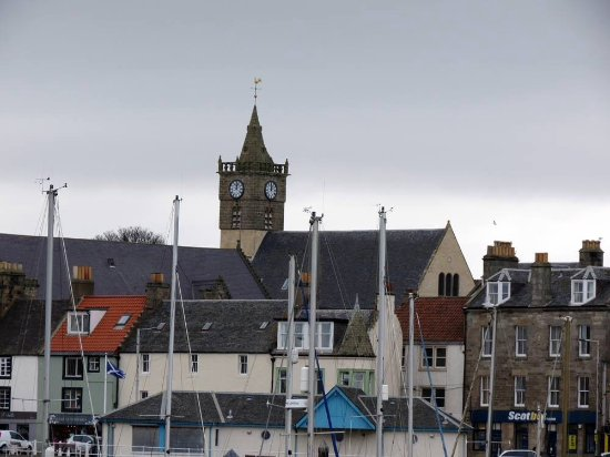 Waterfront Restaurant: Anstruther