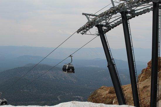 Mammoth Mountain: Gondola (cable car)