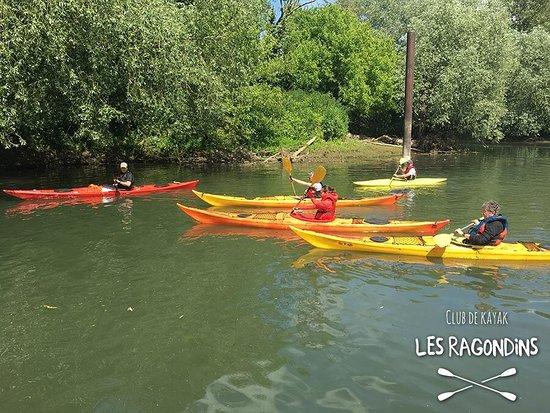 Club de Canoe - Kayak Les Ragondins