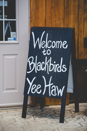 Brookville, PA: Welcome to Blackbird Distillery