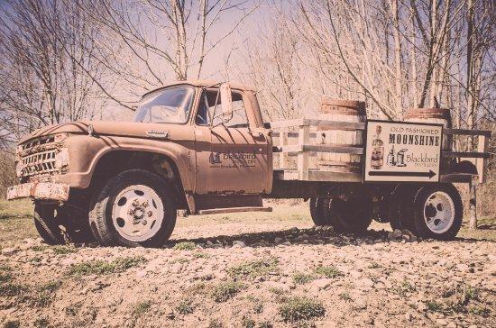Brookville, PA: Truck