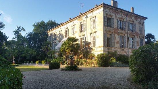 Buzet-sur-Tarn, Frankrijk: Le chateau