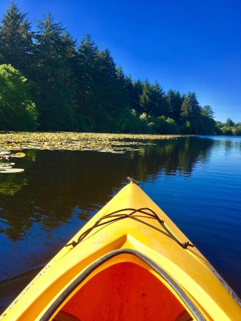 Warrenton, OR: Sunset Lake Resort & RV Park