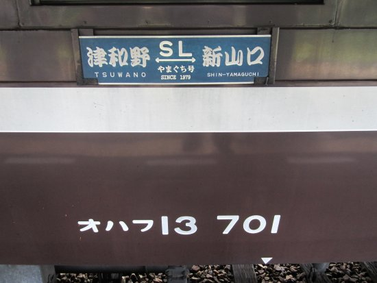Chugoku, Japan: この客車も今月までかな