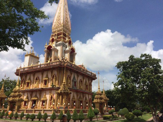 Chaithararam Temple (Wat Chalong) : photo0.jpg