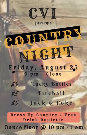 Duncan, Canada: COUNTRY NITEEE Friday, Aug 25