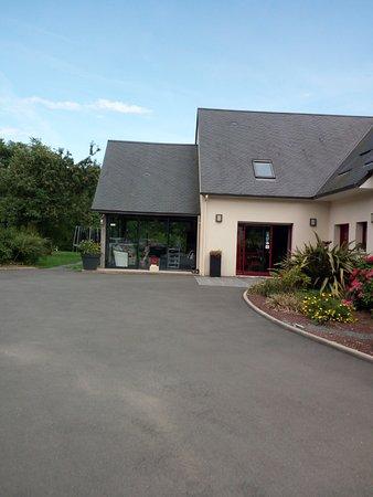 Tracy-sur-Mer, ฝรั่งเศส: Ingresso della casa