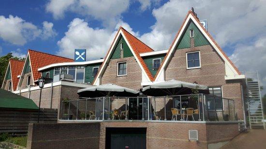 Hotel Restaurant De Buizerd Noord Scharwoude